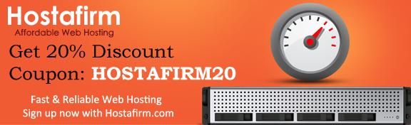 Hostafirm.com Web Hosting