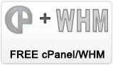 free whm and cpanel